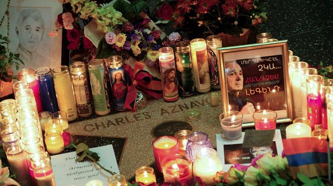 Un hommage national sera rendu à Aznavour aux Invalides