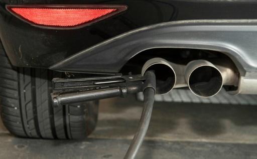 Allemagne: accord a minima sur le sort des vieux diesels