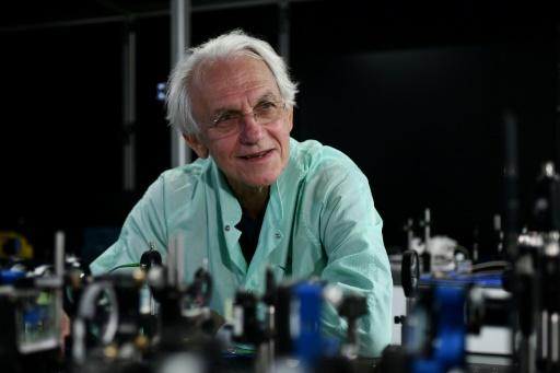 Expert des lasers et fan de natation, Gérard Mourou dans le grand bain des Nobel