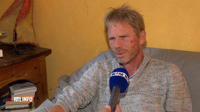 Diego se fait passer à tabac lors de l'interpellation de migrants à Landen: une opération à laquelle assistait Francken... et qu'il valait mieux ne pas filmer