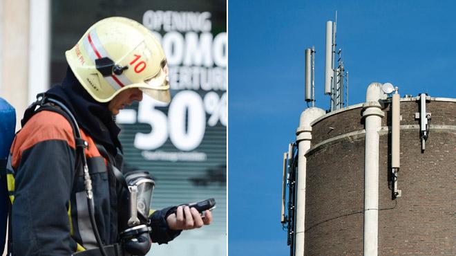 Les services d'aide et de sécurité belges abandonnent leur propre réseau téléphonique et passent au