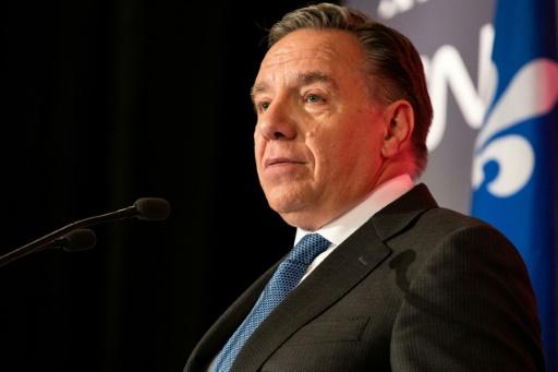 Québec: François Legault, un ex-homme d'affaires pragmatique aux commandes