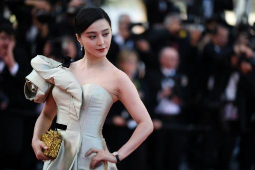 La Chine présente une lourde ardoise fiscale à l'actrice Fan Bingbing