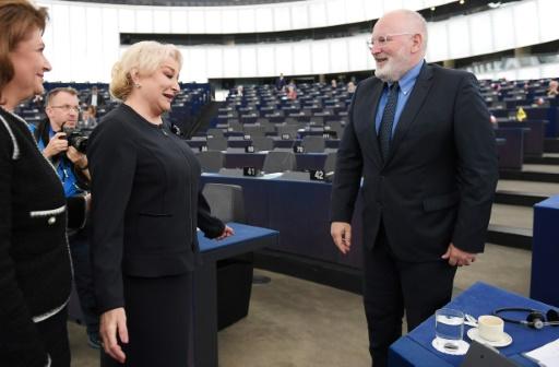L'UE menace la Roumanie de sanctions pour protéger l'Etat de droit