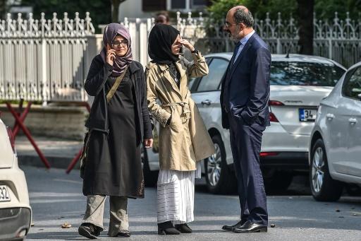 Turquie: la fiancée d'un journaliste saoudien en quête de nouvelles après sa disparition