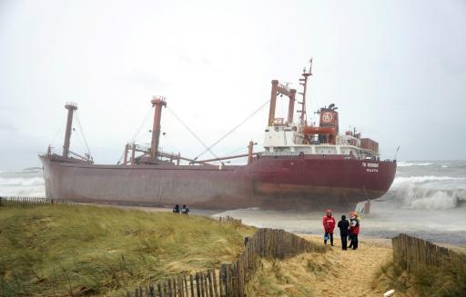 TK Bremen échoué: le capitaine turc assure à son procès ne pas avoir commis de faute