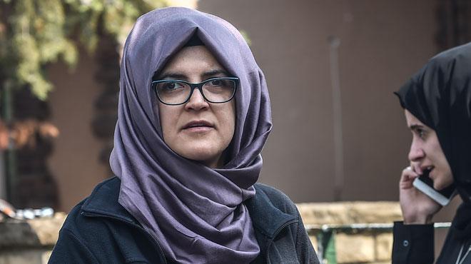 Mystère autour de la disparition à Istanbul d'un éditorialiste du Washington Post: sa fiancée lui lance un appel