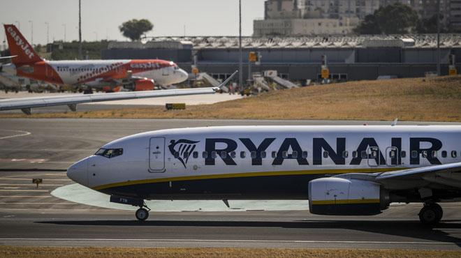 Une plainte contre Ryanair ne pourra plus être traitée en Belgique mais en Irlande