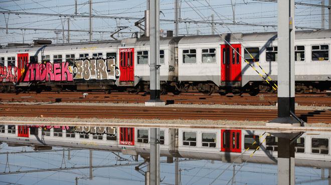 Trafic ferroviaire interrompu sur la ligne à grande vitesse entre Liège et Louvain