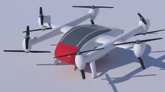 Boeing développe un projet de TAXIS VOLANTS opérationnels dans cinq ans