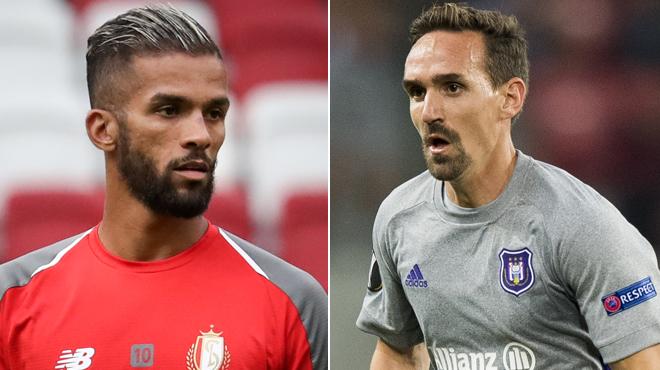 Europa League: le Standard et Anderlecht doivent oser prendre des risques ce soir