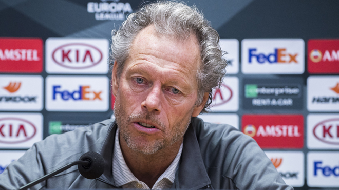 Michel Preud'homme choisit la solution offensive pour l'Europa League: