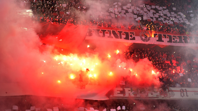 Le stade du Standard ne sera pas un ENFER en Europa League