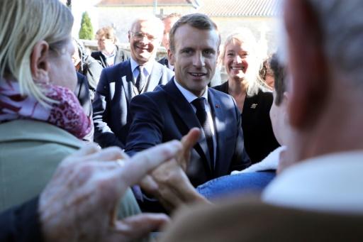 Pour Macron, le pays se porterait