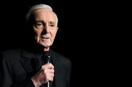Inhumation de Charles Aznavour