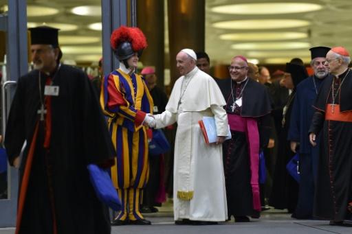 La sexualité des jeunes évoquée au synode au Vatican