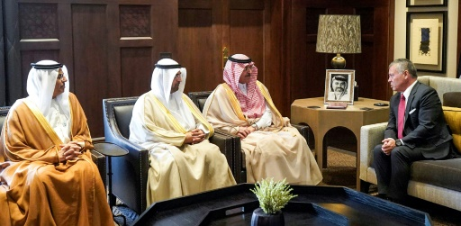 Jordanie: 1 md EUR versés par trois pays du Golfe dans le cadre d'un programme d'aide