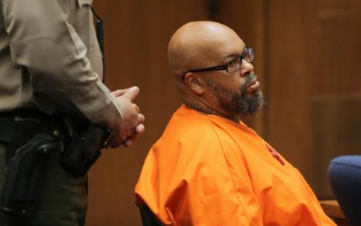 L'ex-magnat du rap Suge Knight condamné à 28 ans de prison pour homicide