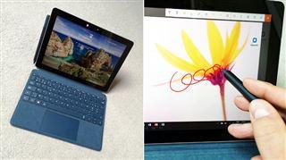 Microsoft propose enfin un ordinateur/tablette abordable - que vaut sa Surface Go à 449€ ?