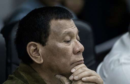 Philippines: Duterte attend les résultats de dépistage du cancer