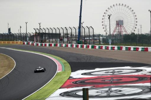 GP du Japon: Hamilton reste le plus véloce lors des essais libres 3