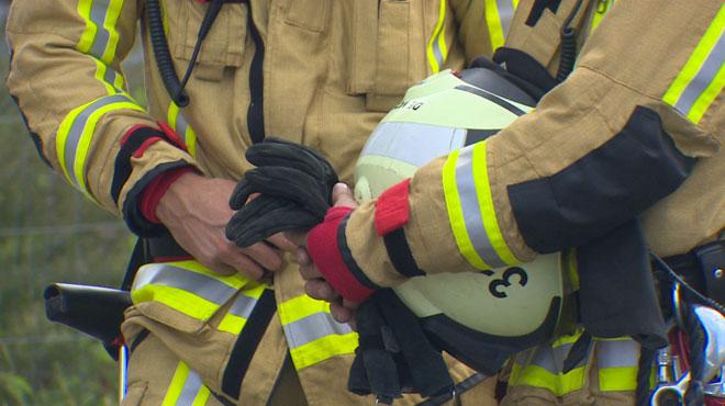 Péruwelz: cinq personnes grièvement brûlées lors d'un incendie