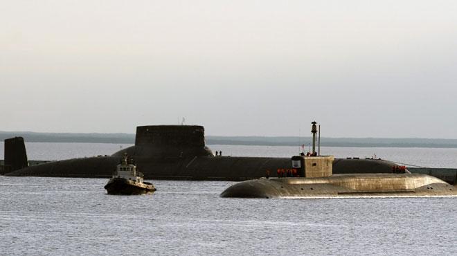 Des sous-marins russes au sud de l'Europe