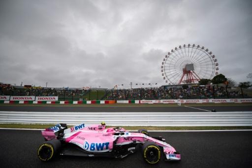GP du Japon: Ocon pénalisé de trois places sur la grille