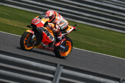 MotoGP: en pole devant Rossi au GP de Thaïlande, Marquez écrit déjà l'histoire