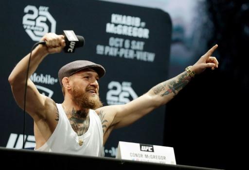 MMA: Conor McGregor revient aux sources