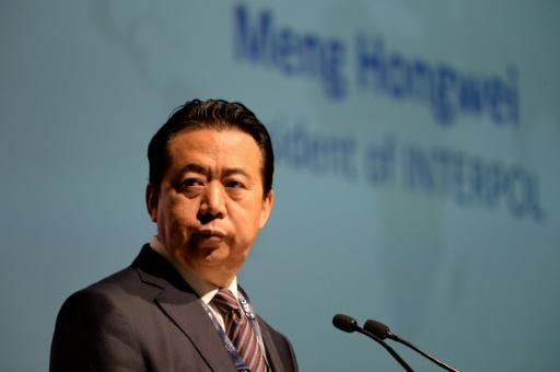 Interpol demande à Pékin une