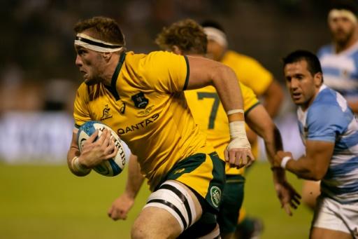 Rugby Championship: l'Australie renverse la vapeur et bat l'Argentine