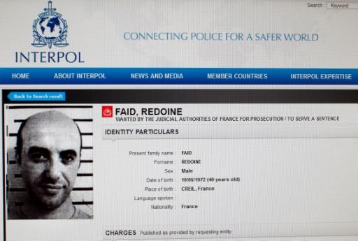 Cavale de Redoine Faïd: trois complices présumés écroués