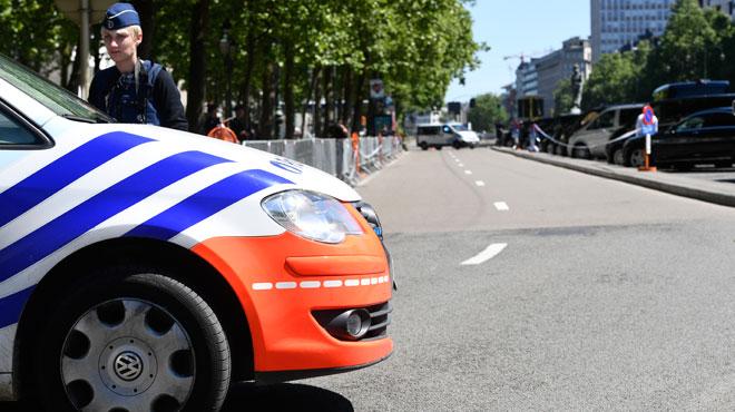 Des centaines de véhicules de police trop polluants à Bruxelles et Anvers