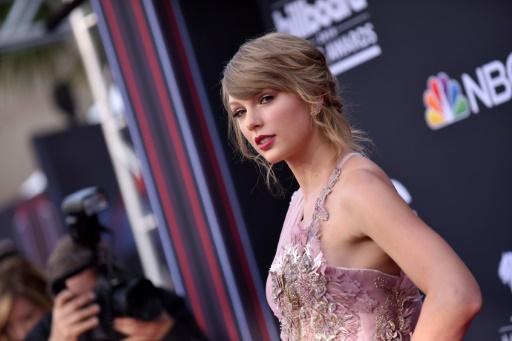 La popstar Taylor Swift votera pour les démocrates aux législatives américaines
