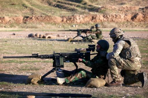 Le stress post-traumatique en hausse chez les soldats britanniques