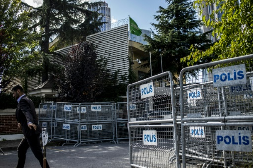 Journaliste disparu: Ankara demande à fouiller le consulat saoudien