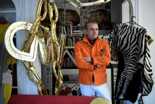 Jean-Charles de Castelbajac, nouveau directeur artistique de Benetton
