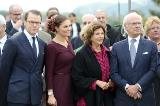 Le roi Carl Gustav de Suède à Pau sur les pas de son ancêtre Bernadotte