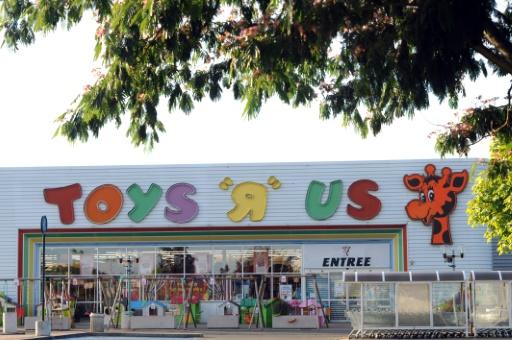 Jellej jouets choisie pour reprendre Toys'R'Us France