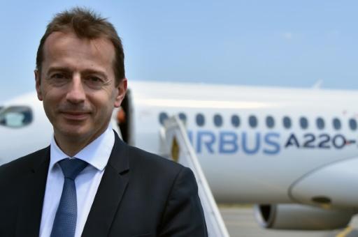 Guillaume Faury va succéder à Tom Enders à la tête d'Airbus