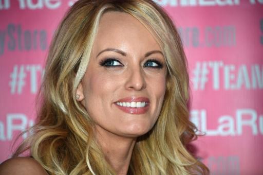 Accord avec Stormy Daniels: Trump demande l'annulation de la plainte de l'actrice