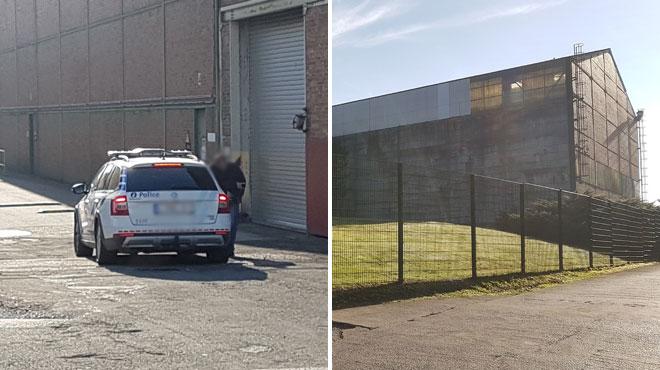 Un travailleur poignardé dans une usine à Fontaine-l'Évêque: un collègue sous mandat d'arrêt pour assassinat