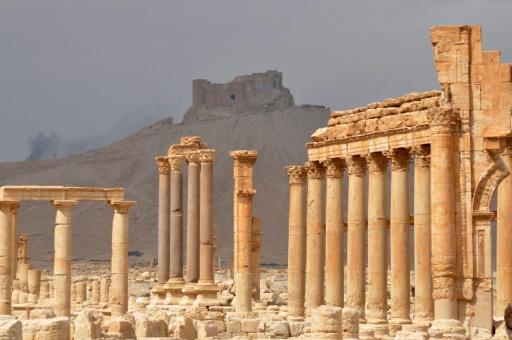 Mossoul, Alep, Palmyre ressuscitent en 3D le temps d'une expo à Paris