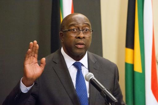 Afrique du Sud: visé par une enquête, le ministre des Finances dans la tourmente