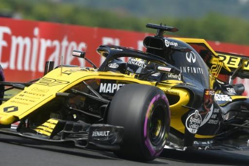 Hülkenberg (Renault):