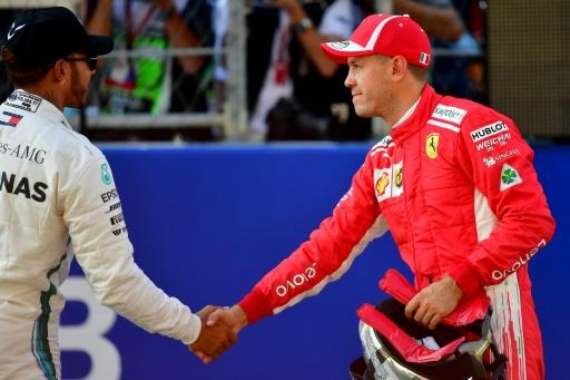 F1: Hamilton demande
