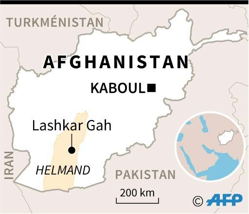 Afghanistan: attentat-suicide contre un candidat aux législatives, au moins huit morts