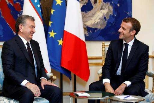 L'Ouzbékistan signe plusieurs partenariats avec des groupes français