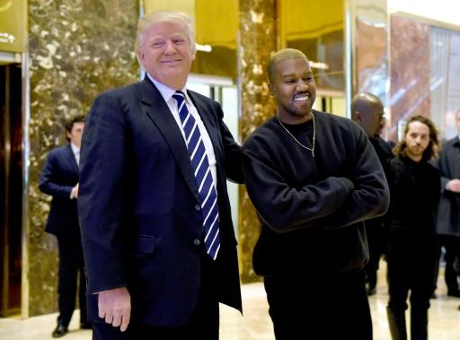 Autour de Trump, nouveau duel à distance entre Kanye West et Taylor Swift